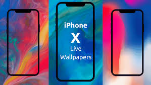iphone x live wallpapers for