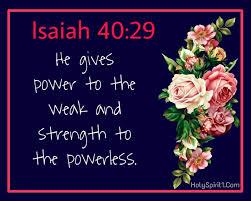 short bible verses about isaiah bible quotes