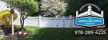 The American Fence Company Home Facebook