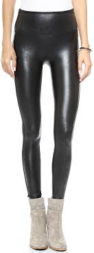 spanx faux leather leggings 76
