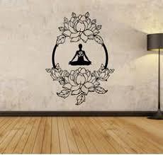 30 Meditation Room Ideas Meditation Room Wall Decals Vinyl Wall Decals