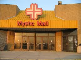 the rel history mystic mall