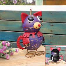 cat dog animal garden statues