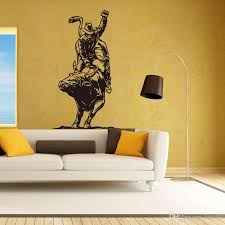 Bullfight Knight Wall Stickers For Kids Boy Room Vinyl Decal Art Home Decor Living Room Decoration Mural Wall Graphics Vinyl Wall Lettering Decals From Kity12 6 04 Dhgate Com