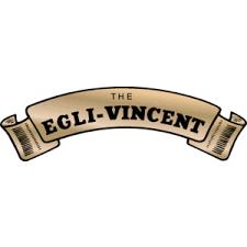 vincent motorcycle logo vector logo of