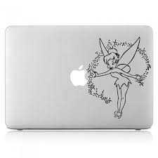 Tinkerbell Laptop Macbook Vinyl Decal Sticker