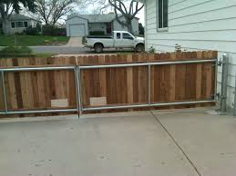 42 Chain Link To Wood Fence Conversion Convert 4 Ft Chain Link For Size 2048 X 1536 Chain Link Fence Wooden Fence Panels Wooden Fence Posts