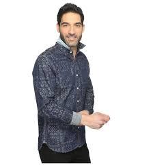 Robert Graham AJAY Tailored Fit Sport Shirt – Saratoga Saddlery &  International Boutiques