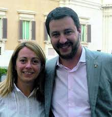 L'endorsement di Salvini: «Voterei Meloni sindaco»