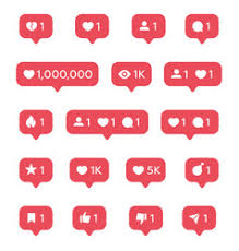 Instagram Followers Icon Vector Images (over 1,400)