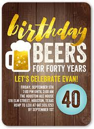 40th birthday party ideas for men and