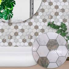 Tiles Wall Stickers For Bathroom Kitchen Tile Stickers Decor Adhesive Waterproof Pvc Wall Stickers Kitchen Waist Line 10 15 20 25 30cm Wall Decal Tiles Wall Decal Wallpaper Tiles From Crazyfairyland 3 04 Dhgate Com