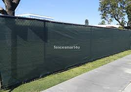 6 X 25 Dark Green Uv Rated 85 Blockage Fence Privacy Screen Windscreen Shade Cover Fabric Shade Cover Wind Screen Privacy Screen