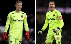 Joe Hart or Adrian? West Ham manager David Moyes admits he has made a  decision