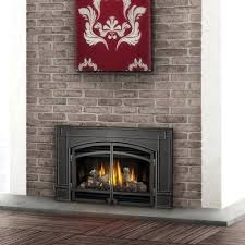 gas fireplace insert installation cost