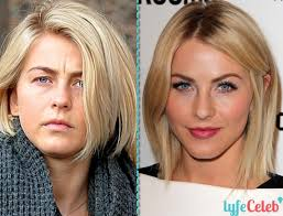 celebrity photos without makeup page