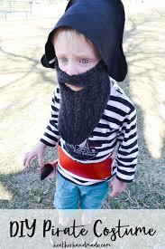 easy diy pirate costume heather handmade