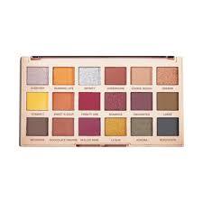 makeup revolution soph x eyeshadow