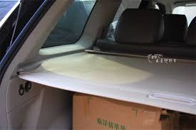 rear cargo cover for jeep grand