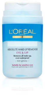 l oreal eyes lips makeup remover