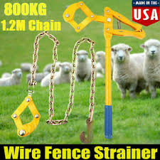 Fencing Business Industrial Goldenrod Standard Fence Stretcher Splicers 085077565607 Sheykhtaher Ir