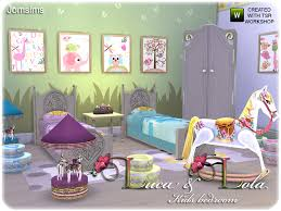 Jomsims Kids Bedroom Luca Lola