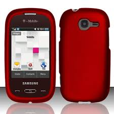 Samsung Gravity Q T289 Rubberized Case ...