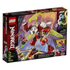 Lego Ninjago Kais Mech Jet (71707) | Building Sets & Kits