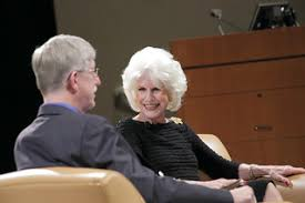 Diane Rehm at NIH | NIH Director Dr. Francis Collins intervi… | Flickr