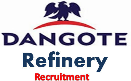Dangote Petroleum Refinery Job Recruitment – NCE/HND/Bsc Holders