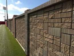 Concrete Block Fence Fence Design