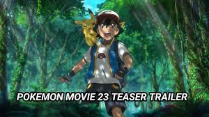 ExclusivesPoke - Pokemon Movie 23 - HD Teaser Trailer