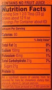 gatorade instant drink mix 1440 gm