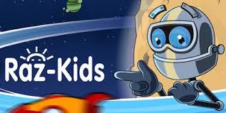 Raz Kids Clipart