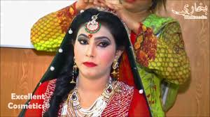 bridal makeup by farah imran