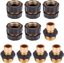 garden hose parts connectors