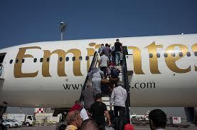 u s airlines protest emirates new