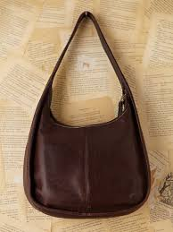 brown leather coach handbag a65d1 4d14a