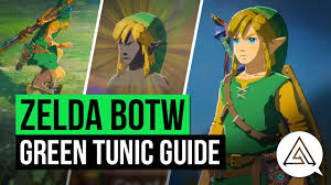 zelda breath of the wild how to get