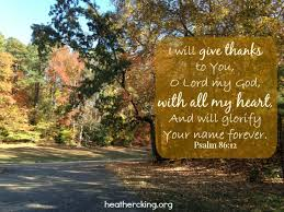 20+ Best Thanksgiving Bible Verses with Images | Happy Thanksgiving