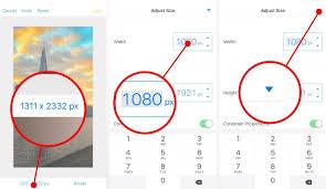 create perfectly sized iphone ipad