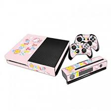 Designer Xbox One Pink Kitty Quilt Vinyl Sticker Decal 2 Controller Skins Ktsmldxe 46