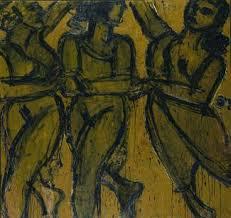 Lester Johnson | Smithsonian American Art Museum