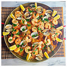 paella you ve got me on my knees