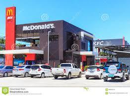 PHUKET, TAILANDIA - 28 DE JULIO DE 2017: McDonald's, Tienda De McCafe McDo  Foto de archivo editorial - Imagen de diario, cliente: 98800333