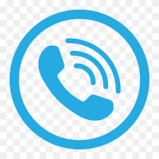 Blue phone inside circle icon, Telephone call Symbol Smartphone Ringing, phone, miscellaneous, blue, text png | PNGWing