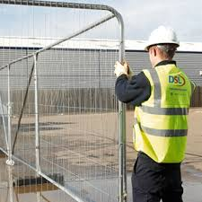 Mesh Fence Panel Kit Hss Hire