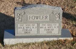 Infant Daughter Fowler (1910-1910) - Find A Grave Memorial
