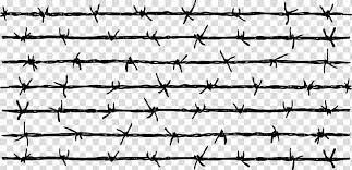 Barbed Wire Fence Wire Fences Transparent Background Png Clipart Hiclipart