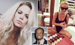Tiger Woods 'dating' Gerald Sensabaugh's ex-wife Kristin Smith | Daily Mail  Online